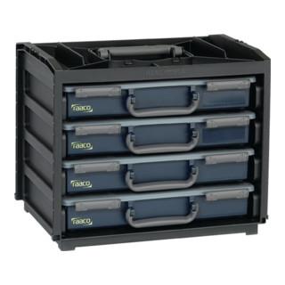 Raaco Sortimentskastentresor HandyBox 55x4 (bestückt)