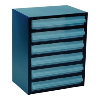 Stahlmagazin 250/6-3 blau
