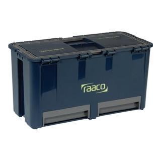 Raaco Werkzeugkoffer Compact 27 blau