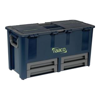 Raaco Werkzeugkoffer Compact 62 blau