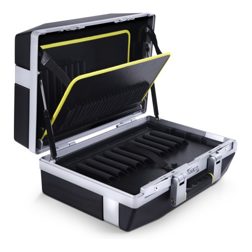 raaco Werkzeugkoffer ToolCase Premium L - 67