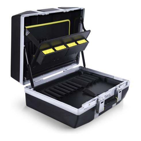 raaco Werkzeugkoffer ToolCase Superior XL - 34/4F