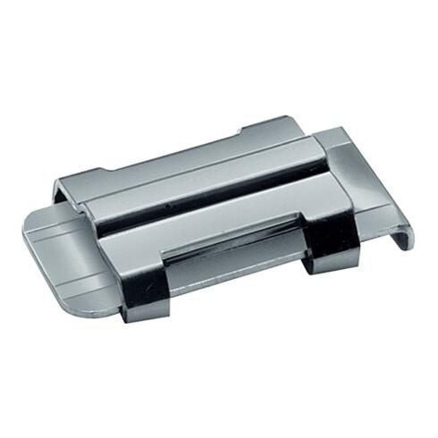 Raccord à clavette jusqu'à 40/40 mm bzw. D. 10/8 mm galvanisée à chaud acier