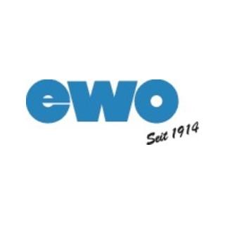 Raccord à double filetage laiton filetage ext. G 1/8 filetage int. G 1/4 EWO