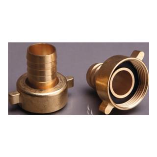 Raccord à visser p. tuyau laiton taille tuyau 13 mm filetage int. 3/4 po. APD