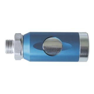 Raccord de sécurité DN 7,4, manchon acier galvanisé diamètre de tuyau DN 8 EWO