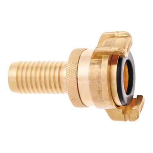 Raccord p. tuyau GEKA plus SH laiton taille tuyau 32 mm KARASTO