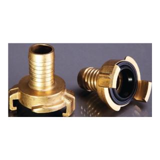 Raccord p. tuyau laiton taille tuyau 25 mm APD