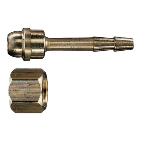 Raccordement p. tuyau laiton G 3/8 DN 9 EWO
