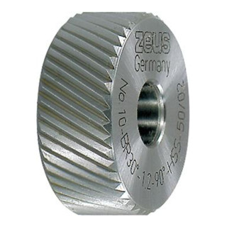 Rändelrad DIN403 PM BR 20x8x6mm 1,0Tlg H+K