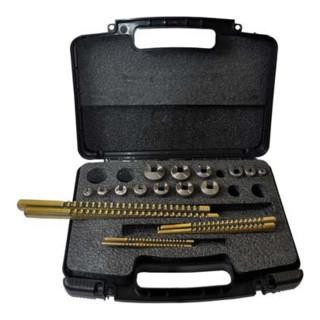RäumnadelSatz HSS Gr. 2-8mm 20tlg. IBT