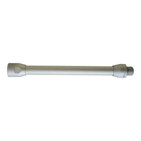 Rallonge de soufflettes aluminium droit L. 150 mm EWO