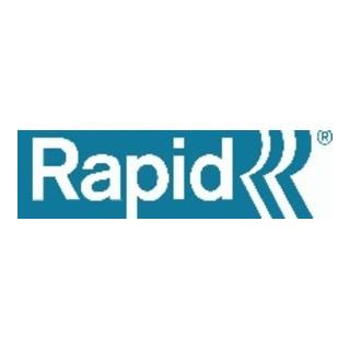 Rapid Heftklammer Standard 53/10 L 004 Pack= 5000 Stück Isaberg Typ 53 standard