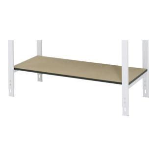 Rau Ablageboden für Arbeitstisch BxTxH 890x595xS 22 mm - broschei