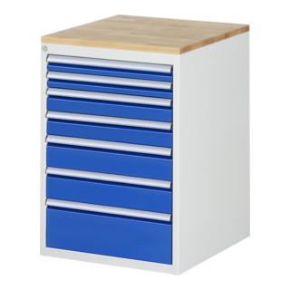Rau Schubladenschrank Buche-Top L mit 7 Schubladen jetztbilligerkaufen