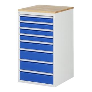 Rau Schubladenschrank Buche-Top mit 8 Schubladen jetztbilligerkaufen