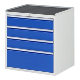 Rau Schubladenschrank XL mit 4 Schubladen