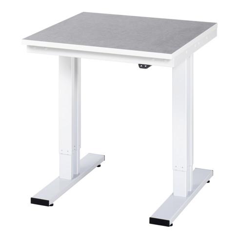 RAU Werktisch adlatus 300 elektrisch höhenverstellbar Linoleum-/Universal-Platte