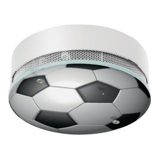 Rauchwarnmelder RWM 3F Design Fussball funkvernetzbar weiß