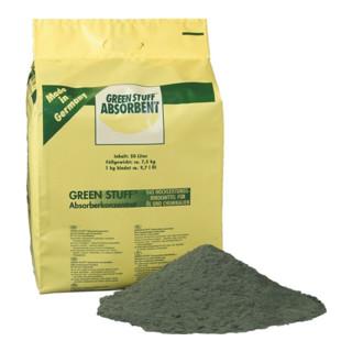 RAW Absorberkonzentrat, saugt maximal 8.4 kg Öl