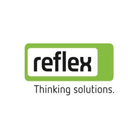 Reflex Membran-Druckausdehnungsgefäß REFLEX S grau, 10 bar 50 l