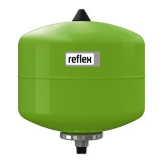 Reflex refix Ausdehnungsgefäss DD 8 L grün