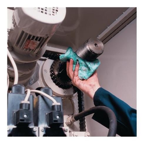 Reinigungstuch WYPALL 7775 o.Eins.v.Wasser 90 St.1 Eimer Kimberly Clark