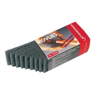 Reinigungsvlies Rovlies B.60mm L.130mm riefenfreies Reinigen