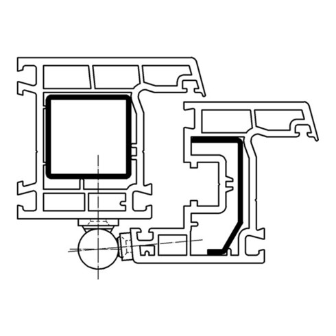 Renovierband K 3174 WF VA ma geb.2-tlg.Rollenlänge 57mm