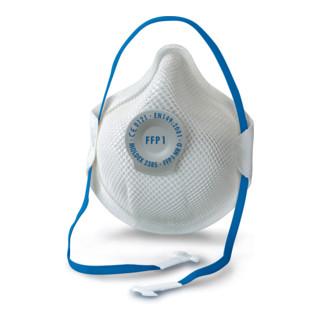 Respirateur Moldex FFP1 NR D avec valve de conditionnement d'air Smart