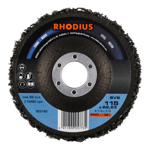 RHODIUS PROline SVS HD Reinigungsvlies Stahl,NE-Metalle,Holz