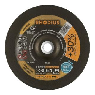 RHODIUS PROline XTK38 Extradünne Trennscheibe