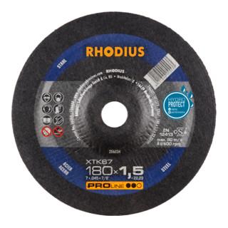 RHODIUS PROline XTK67 Extradünne Trennscheibe