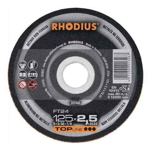 Rhodius Trennscheibe FT 24
