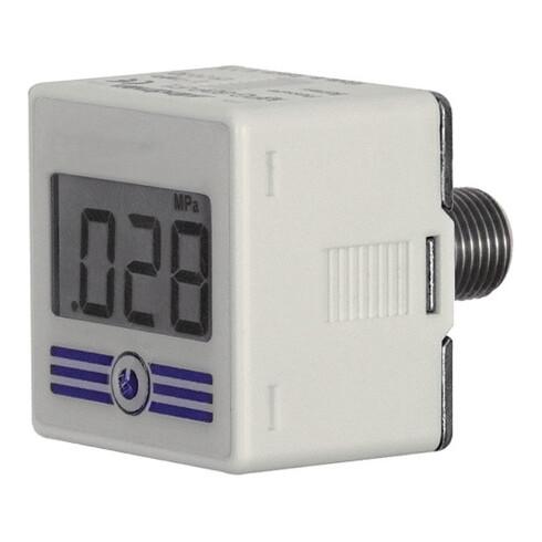 Riegler Digital-Manometer, 0 - 10 bar