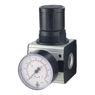 RIEGLER Druckregler 0,5−10 bar 1/2 Zoll