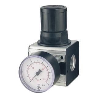 Riegler Druckregler 0,5 −10 bar 3/8 Zoll