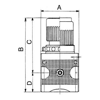 RIEGLER Druckregler multifix inklusive Manometer