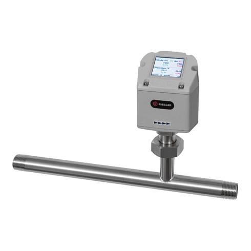 Riegler Durchflussmengenmesser, DN 25, R 1, 0,5 - 290 m³/h