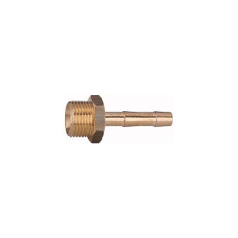 RIEGLER Einschraubschlauchtülle G 1/2 für Schlauch LW 13 mm SW 24 MS