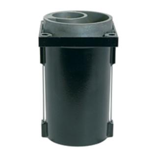 Riegler Metallbehälter mit Ablassventil und O-Ring BG 1