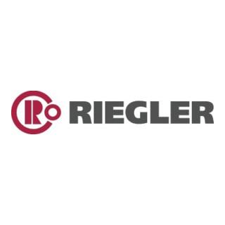 Riegler Nebelöler multifix mit Polycarbonatbehälter Gewinde G 1/2 Durchfluss l/min 5000