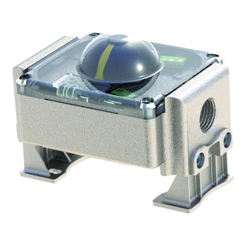 RIEGLER SPDT Schalter, 4V DC - 250 V AC, Wechselkontakt, 50 mA - 5 mA