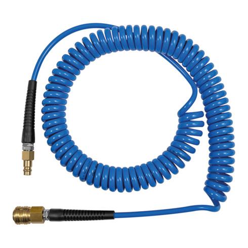 RIEGLER Spiralschlauch-Standardkupplung, Polyurethan