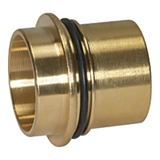 Riegler Wasserabscheider für Rohr Außendurchmesser 28 mm Messing