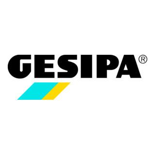Rivet aveugle Gesipa magazine G-Speed® aluminium tête plate ronde 4,0 x 5,5, longueur L4 : 485 mm, surdimensionné