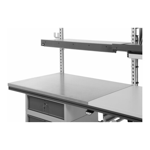 Rocholz Auflage schnittfest 1000x800x1,25 mm verzinktes Stahlblech