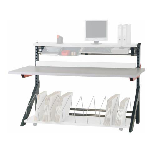 Rocholz Pack- und Arbeitstisch MODUL 5000 2000x1040x1330 mm