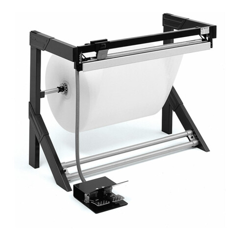 Rocholz Pneumatik-Schneidständer MODUL 5000 waagerecht 1730x970x1060 mm
