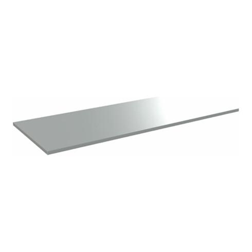 Rocholz Tischplatte Edelstahlhaube SYSTEM FLEX 2000x800x30 mm
